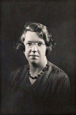 Jane Haining.
