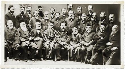 Kattowitz Conference Delegates.