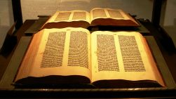 Gutenberg Bible, Yale