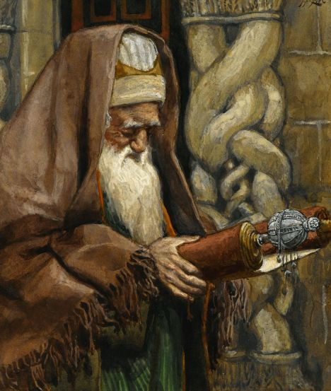 12_The Aged Simeon