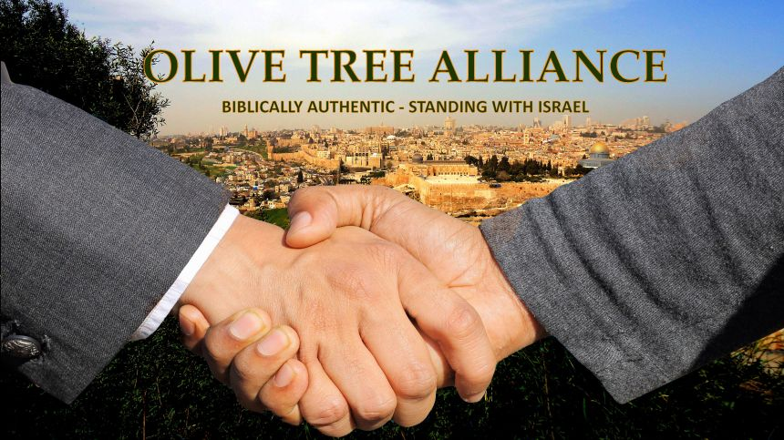 Olive Tree Alliance - Biblically Authentic Standing With Israel_2018 © Charles E. McCracken