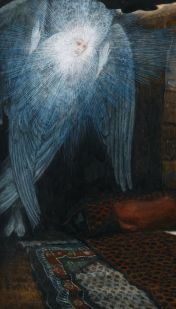 2_The Annunciation_detail