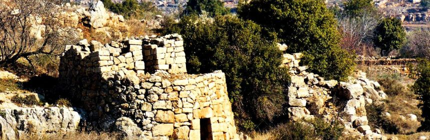 Watchtower in Judean Hills_banner