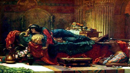 Queen Vashti Deposed