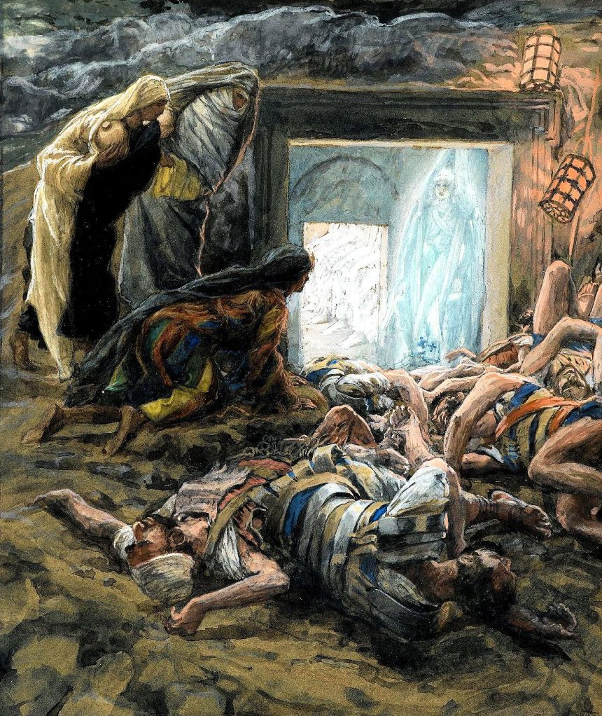 1_Mary Magdalene and the Holy Women at the Tomb