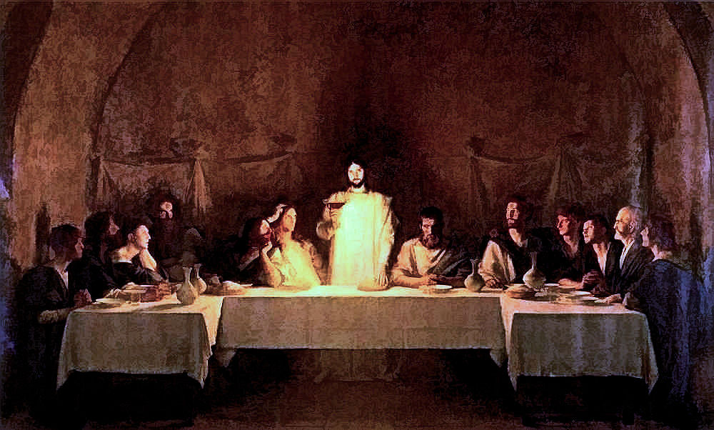 2019 The Last Supper