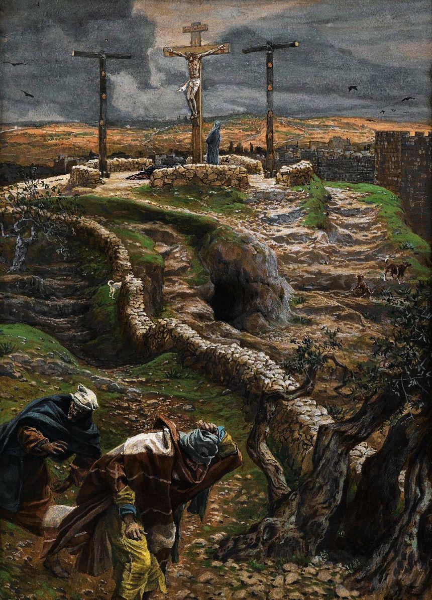 3_Jesus Alone on the Cross
