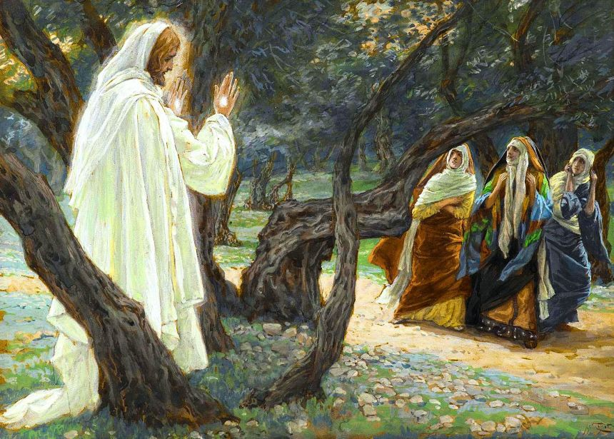 4_The Risen Jesus Appears to the Holy Women