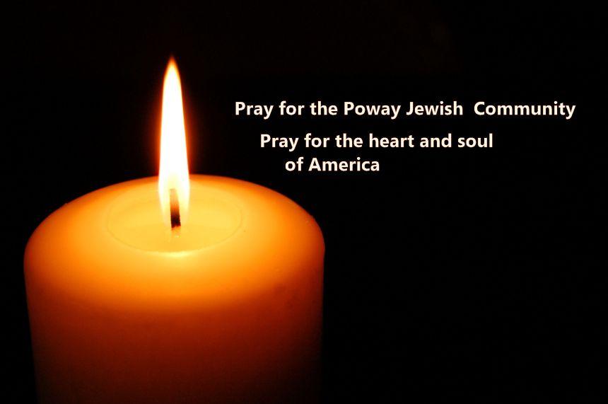 Memorial Candle_Poway