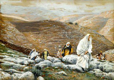 La Vie de Notre-Seigneur Jésus-Christ (With Passover Approaching, Jesus Goes Up to Jerusalem)