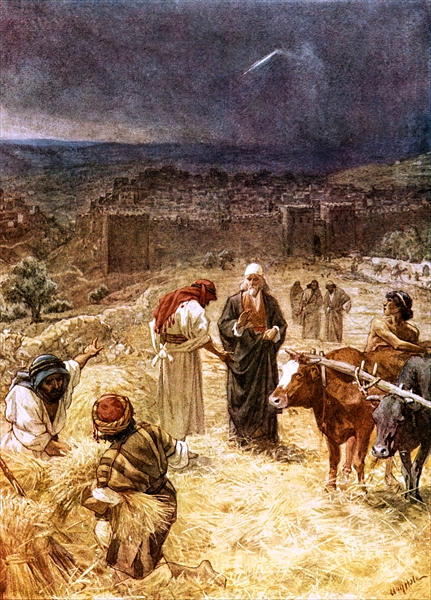 King David Purchasing the Threshing Floor_William Brassey Hole