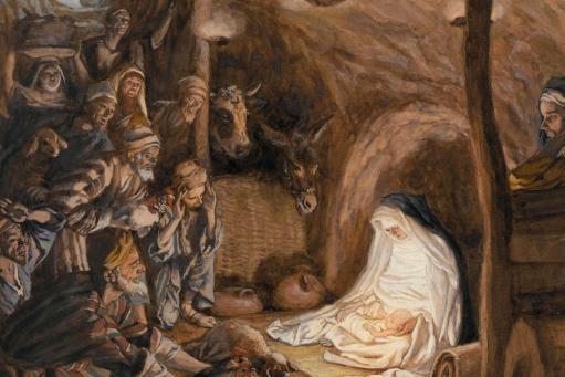 L'adoration des bergers_Tissot_t4x6