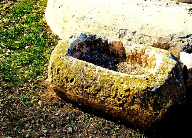 Stone Manger at Tekoa_By Todd Bohlen
