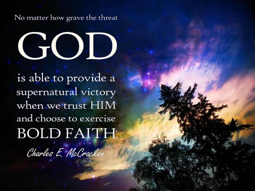 Bold Faith_Charles E. McCracken Quote © 2020