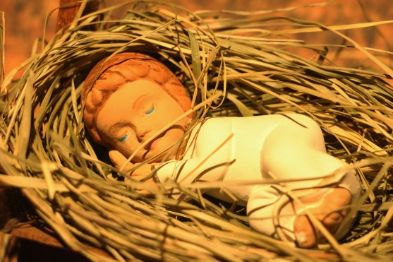 The Babe in the Manger